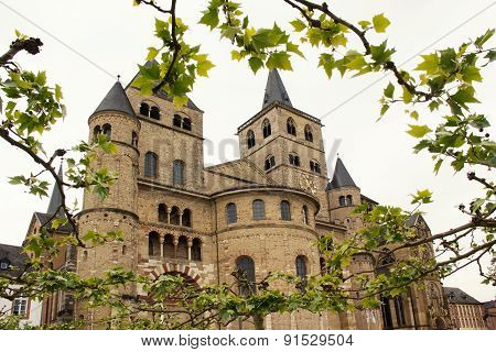 Dome Of Trier, Historical Roman Building