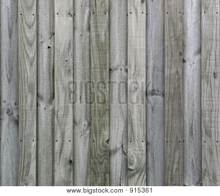 Wood Privacy Fence Texture