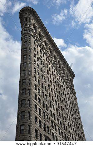 Flatiron Building in New York City