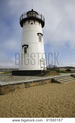 Edgartown Harbor Light, MA