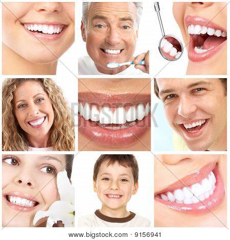Zahnweiß-