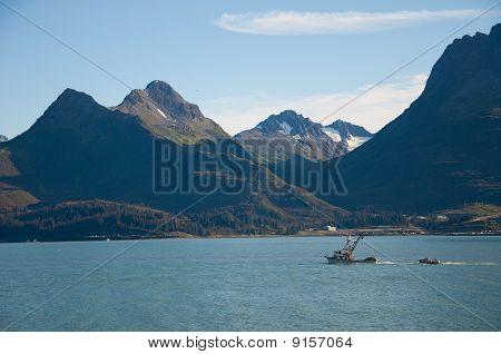 Fishing Boat Towing