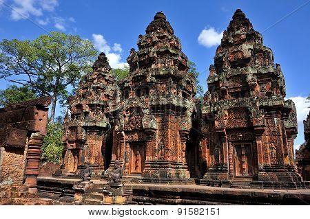 Temple Banteay Srey
