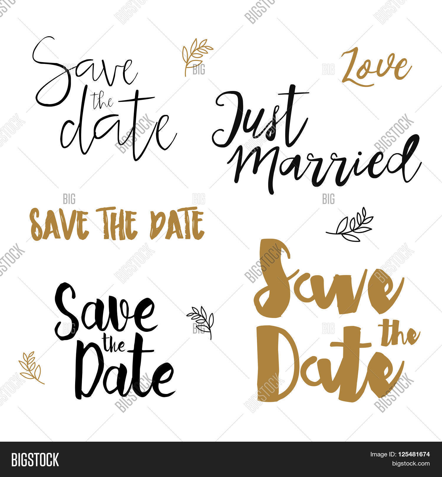 save date wedding vector photo free trial bigstock