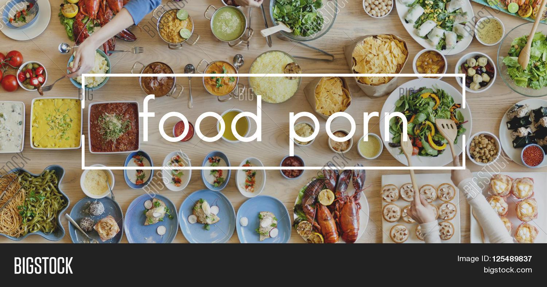 Free food porn