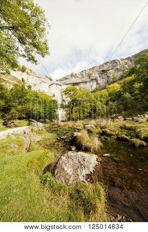 limestone rocky landscape