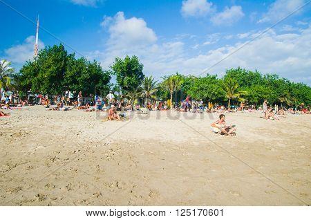 Kuta Beach, Bali, Indonesia, Southeast Asia