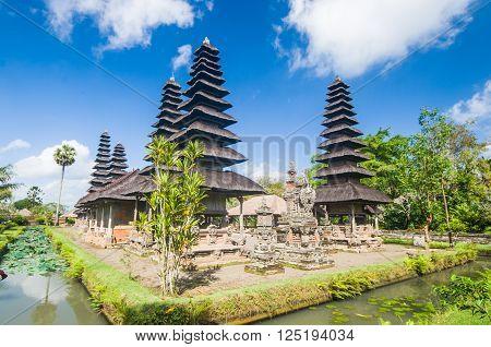 Temple Taman Ayun, Bali, Indonesia