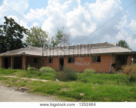 Hurricane Katrina - Don'T Demolish