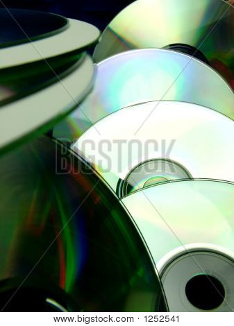 Dvd Rom Discs