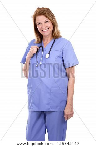 Middle Aged Female Doctor