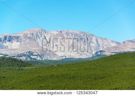 Bighorn Peak View