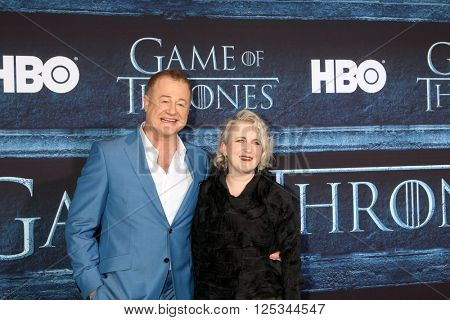 LOS ANGELES - APR 10:  Owen Teale at the Game of Thrones Season 6 Premiere Screening at the TCL Chinese Theater IMAX on April 10, 2016 in Los Angeles, CA