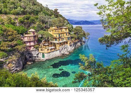 Italian best small places - Portofino coast, Liguria