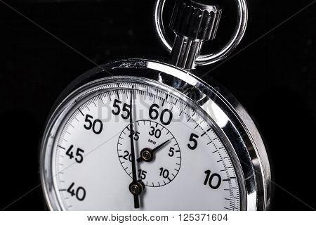 Part Of Chronometer