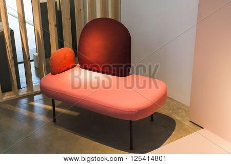 Design Furniture For Fuorisalone At Ventura Lambrate In Milan, Italy