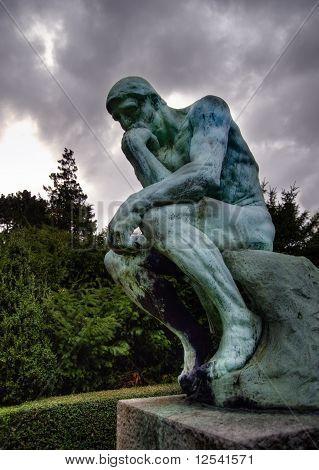 The Thinker (1)