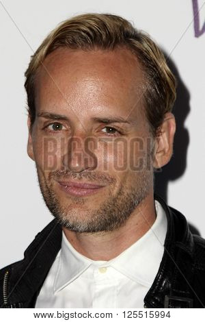 LOS ANGELES - APR 12:  Casper Andreas at the The Adderall Diaires Premiere Screening of A24/DIRECTV Series at the ArcLight Hollywood on April 12, 2016 in Los Angeles, CA