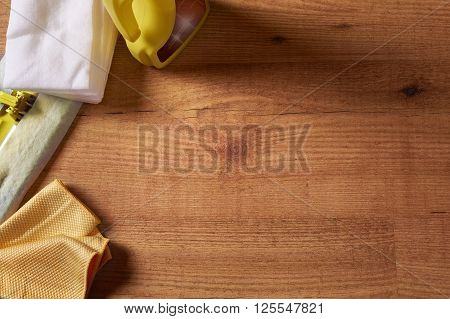 Tools And Products For The Maintenance Of Wooden Floors Top