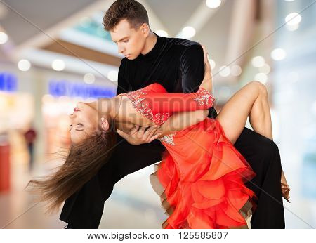 Salsa Dancing.
