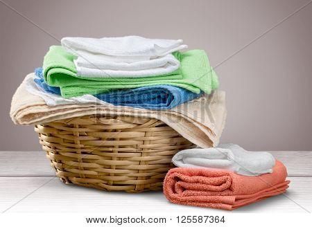 Laundry Towels.