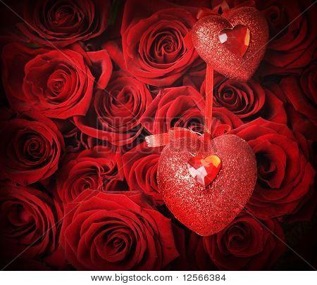 St.Valentine's Background