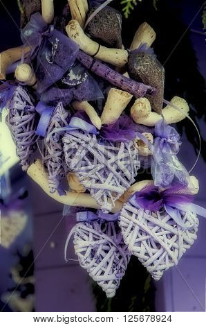 Beautiful wedding chairs lavanda DECORATION ITALY 2016