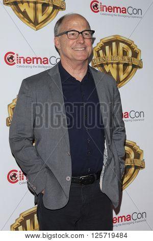 LAS VEGAS - APR 12: Doug Sweetland, Brad Lewis at the Warner Bros. Pictures Presentation during CinemaCon at Caesars Palace on April 12, 2016 in Las Vegas, Nevada