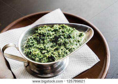 green dip