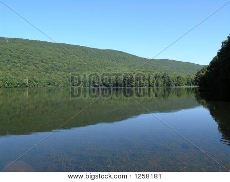 Lake In Stockbridge