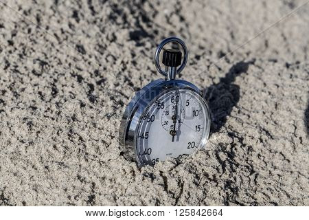 Time In Sand