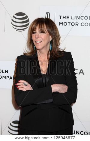 NEW YORK, NY - APRIL 16:Jane Rosenthal attdens  at 'All We Had' Premiere - 2016 Tribeca Film Festival at John Zuccotti Theater at BMCC Tribeca Performing Arts Center on April 15, 2016 in New York City