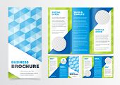 Colorful tri fold design. Cover design concept. Tri fold cover and inside page. Advertising brochure template. Trifold. Tri fold brochure design. Design folding brochure. Tri fold template. Flyer layout. Creative trifold brochure. poster