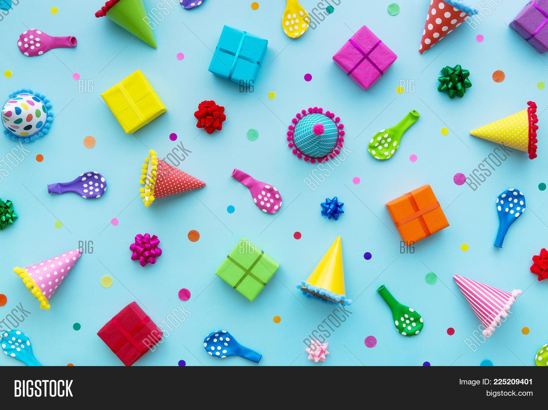 Birthday Party Image Photo Free Trial Bigstock