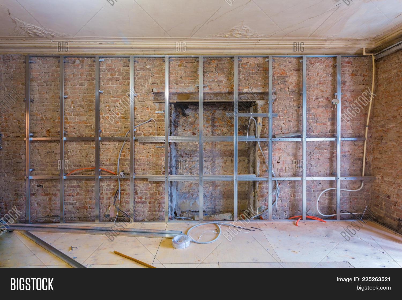 Frames Plasterboard ( Image & Photo (Free Trial)   Bigstock