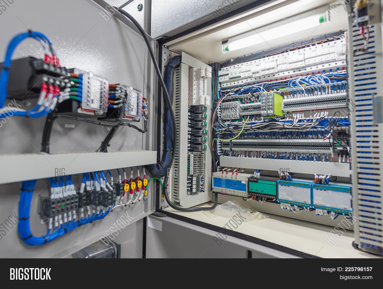 Electrical Switchgear Image & Photo (Free Trial) | Bigstock