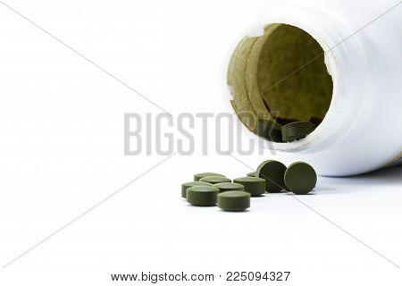 Blue Green Algae Capsules