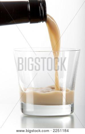Liqueur In Glass