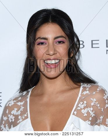LOS ANGELES - JAN 20:  Stephanie Beatriz arrives for the EW Magazine honors SAG Nominees on January 20, 2018 in West Hollywood, CA