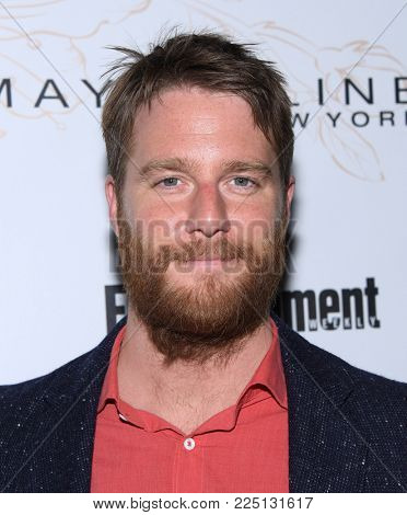LOS ANGELES - JAN 20:  Jake McDorman arrives for the EW Magazine honors SAG Nominees on January 20, 2018 in West Hollywood, CA