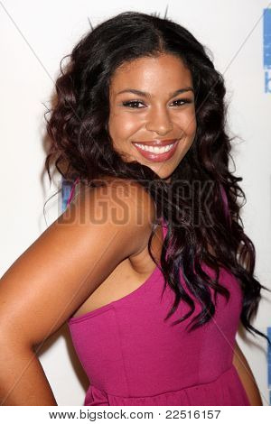 "LOS ANGELES - AUG 11:  Jordin Sparks arriving at the ""be A STAR"" Summer Event  at Andaz Hotel on August 11, 2011 in Los Angeles, CA"