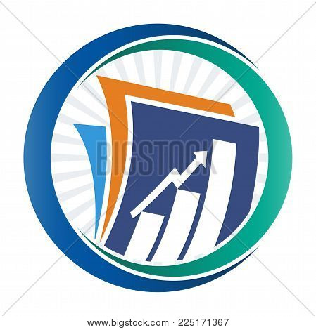 logo icon illustration for bookkeeping services management