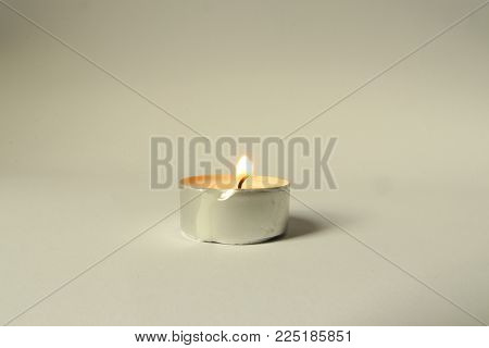 Candle Wax Light Decorative Intime Atmosphere Shoot