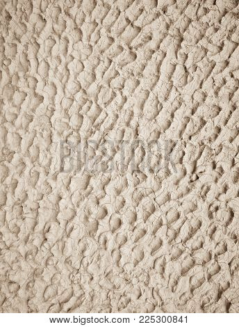 White Cement; Texture Stone Concrete,rock Plastered Stucco Wall; Painted Flat Fade Pastel Background