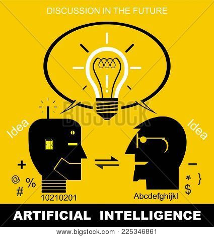 Humaoid, Communication, Artificial Intelligence, Artificial Intelligence, Synergical Communication,
