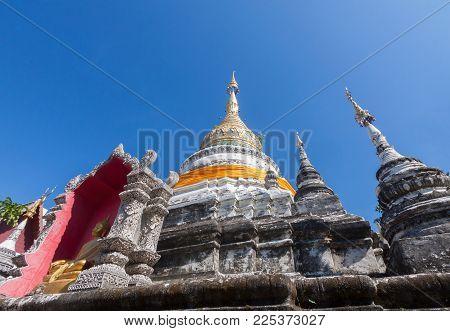 Ket Karam Temple In Chiang Mai , Thailand