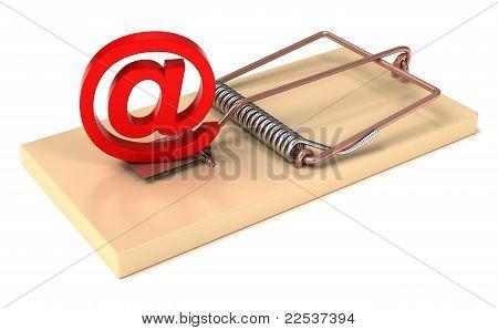 E-mail Trap