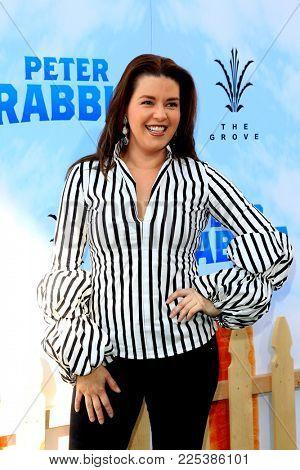 LOS ANGELES - FEB 3:  Alicia Machado at the