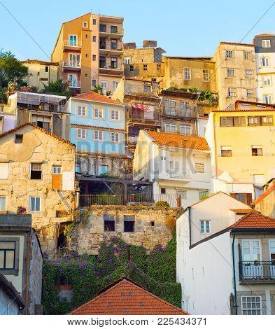 Porto Old Town Architecture, Portugal