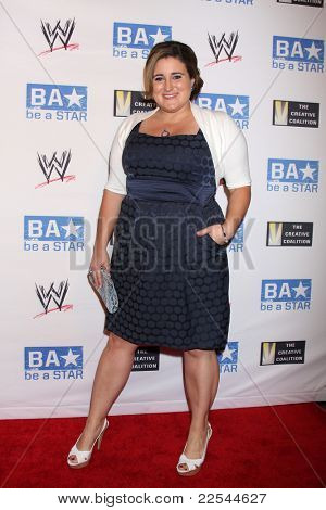 LOS ANGELES - AUG 11:  KayCee Stroh arriving at the